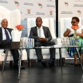 President Jacob Zuma addresses the inaugural Black Industrialists Indaba at Gallagher Convention Centre, Midrand. 25/03/2015 Kopano Tlape DoC