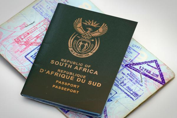 SA Passport (©Wikipedia.org)