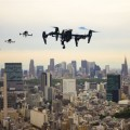 Drones can be programmed to build intricate designs improving efficiency and driving economies of scale.