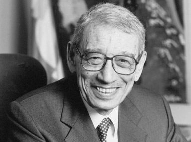 The late former United Nations (UN) Secretary-General Mr Boutros Boutros-Ghali. (©Wikipedia.org)