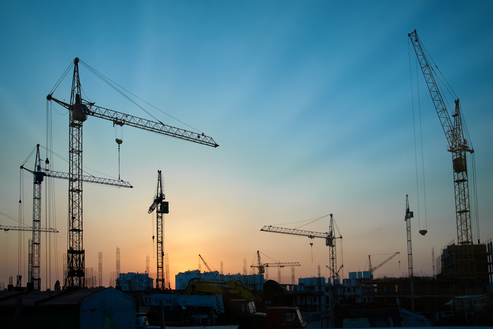 Construction sites. (©shutterstock)