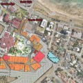 Location of the future development in PE.
