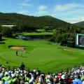 The Nedbank Golf Challenge, Sun City.