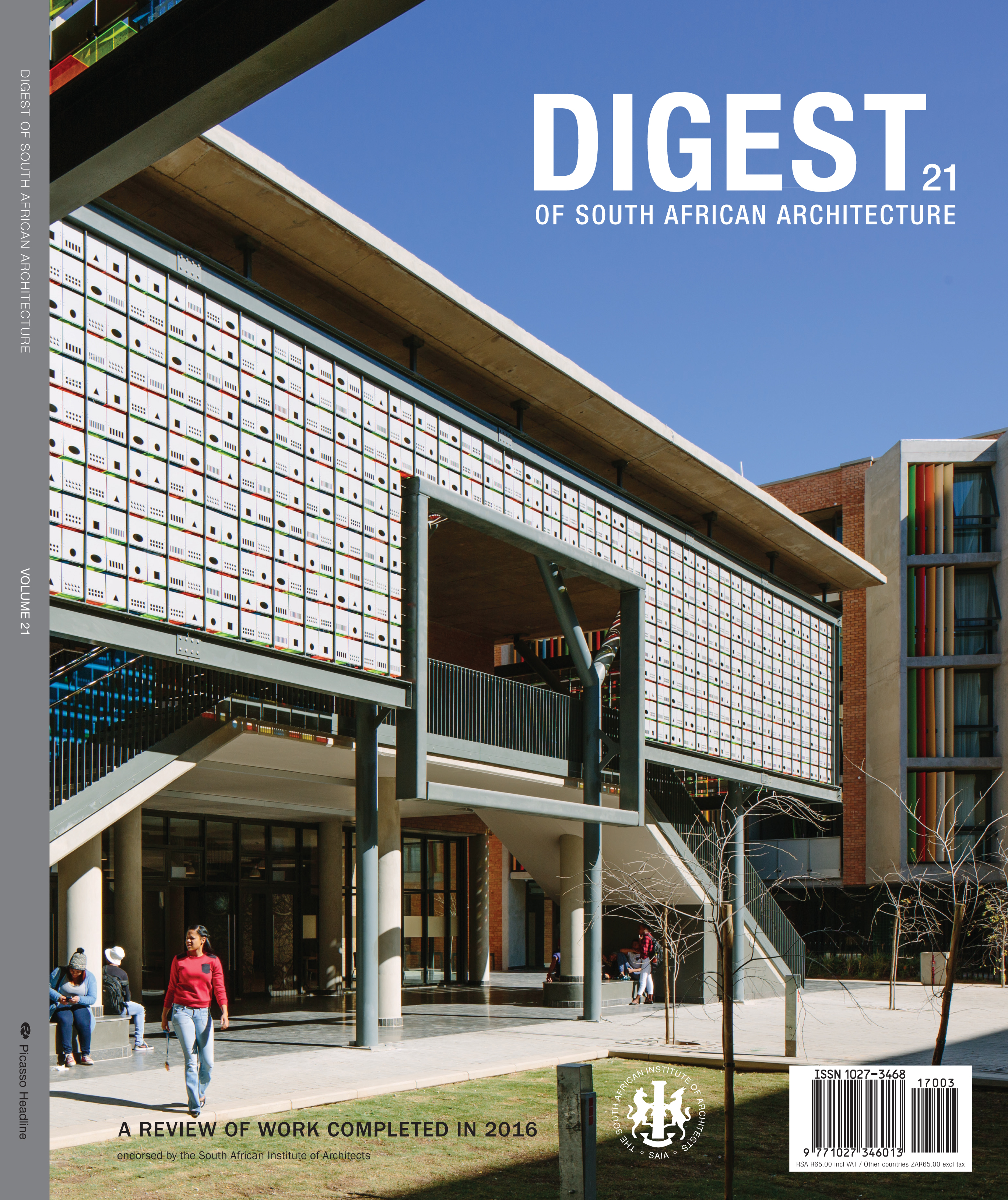 Digest of South African Architecture Business Media MAGS