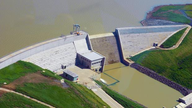 Ingula pumped-storage scheme. (©Google Images).