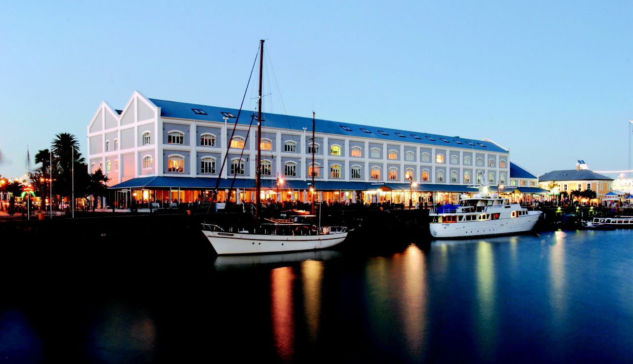 Newmark's Hotel at the V&A Waterfront, Cape Town.