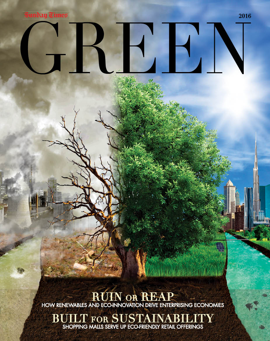 Green 2016 cover