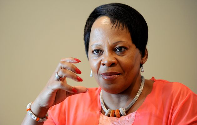 Minister of Water and Sanitation, Ms. Nomvula Mokonyane. (©Google images).