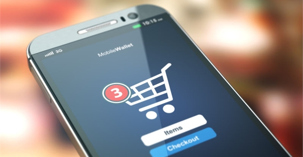 Mobile shopping.