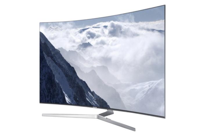 The Samsung 2016 UHD TV.
