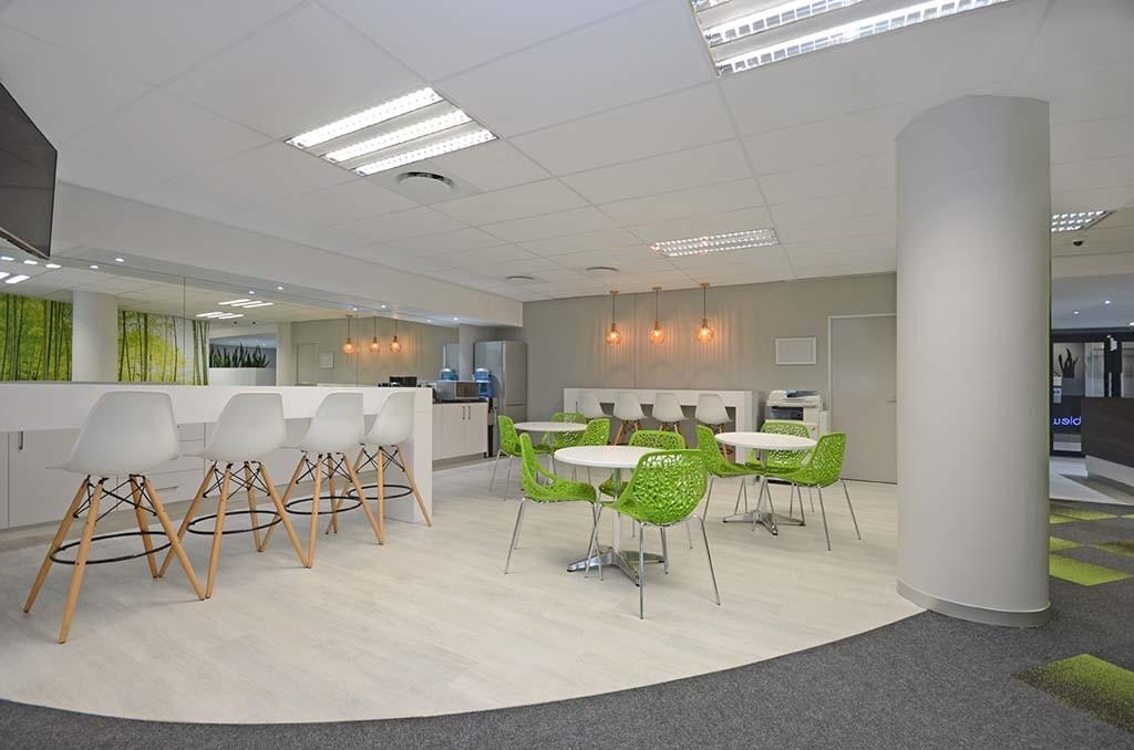 Image: Flexible Workspace Durban.