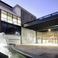 Image: DEA Building Main entrance Awarded Project