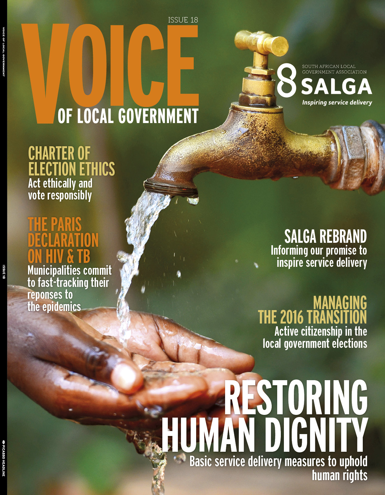ISSUE 18 2016