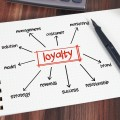 Image: iStock - Loyalty chart on notebook.