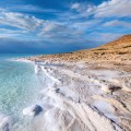 Image: iStock - View of Dead Sea Coastline