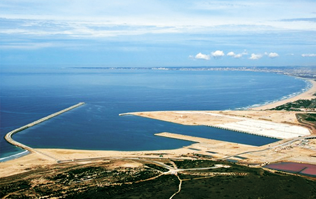 Image: Coega Industrial Development- Port Elizabeth