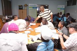 PRASA entrepreneurship course