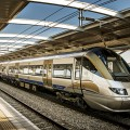 Image: The Gautrain is a sustainable transport system