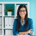 Image: iStock© - Young businesswoman