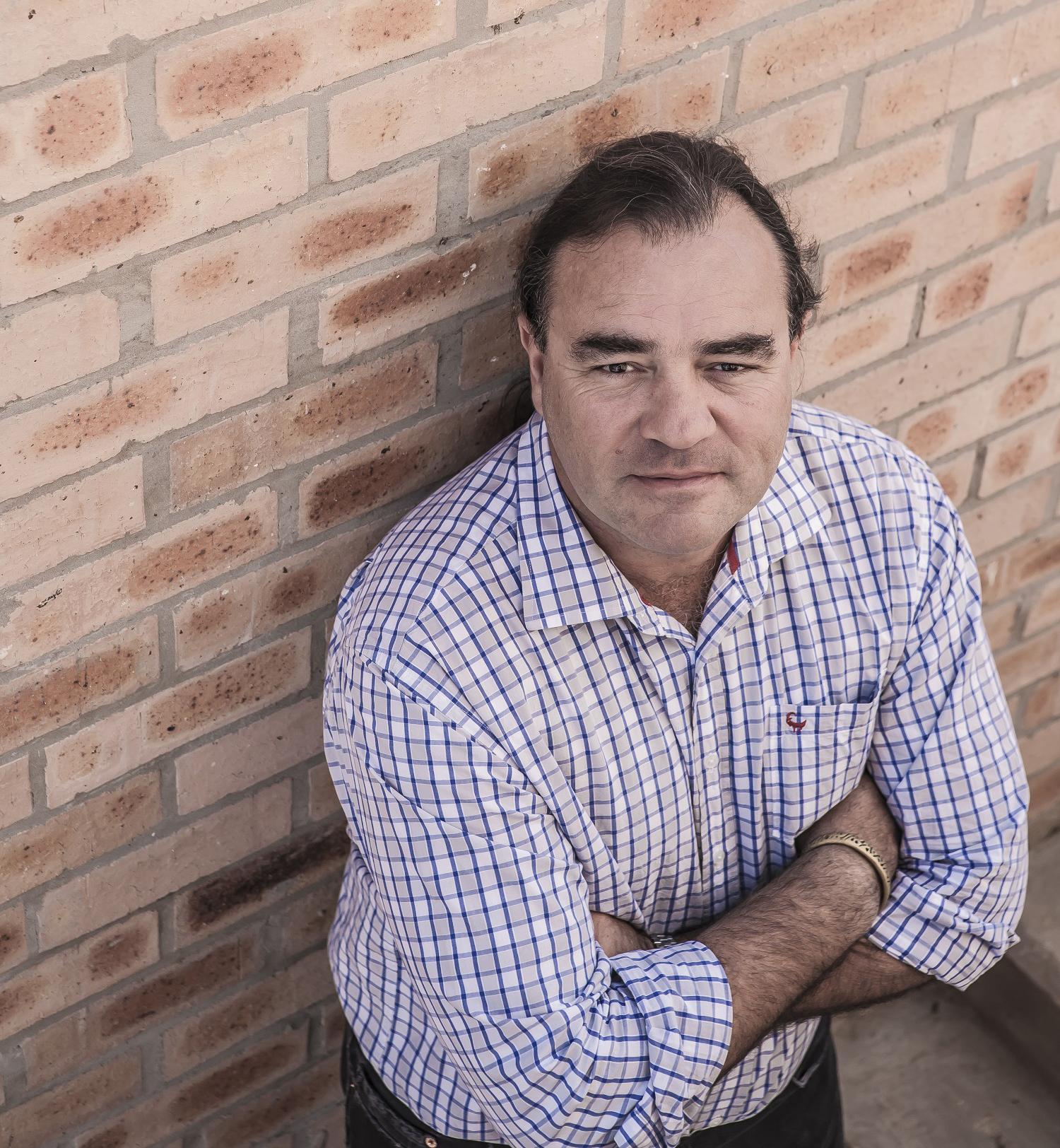 Image: Netshield South Africa CEO Inus Dreckmeyr