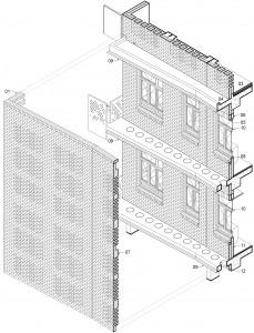 UMP - bldg4 - 3D Section
