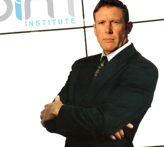 Image: Vaughan Harris, Executive Director of the BIM Institute