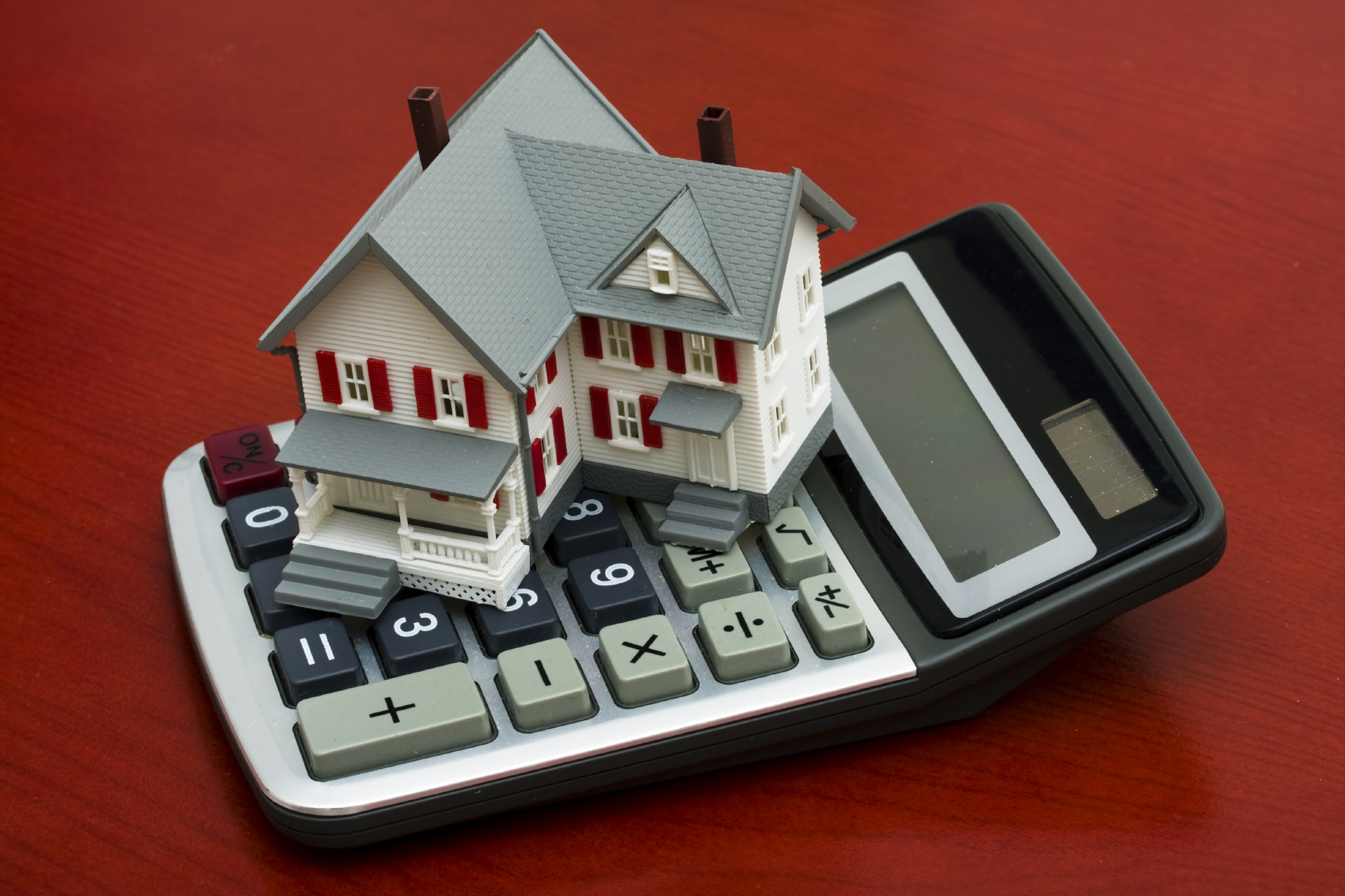 Image: ©iStock - Mortgage Calculator