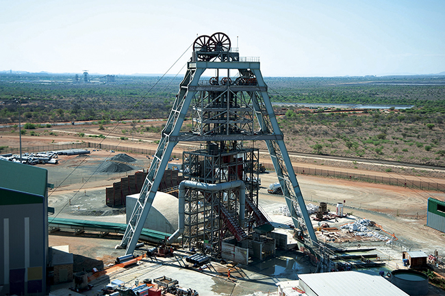 Image: Bakubung Platinum Mine is set to commission phase one of the project in June 2017