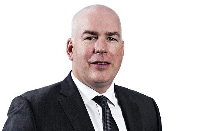Image: Joseph Keenan, Managing Director, BME