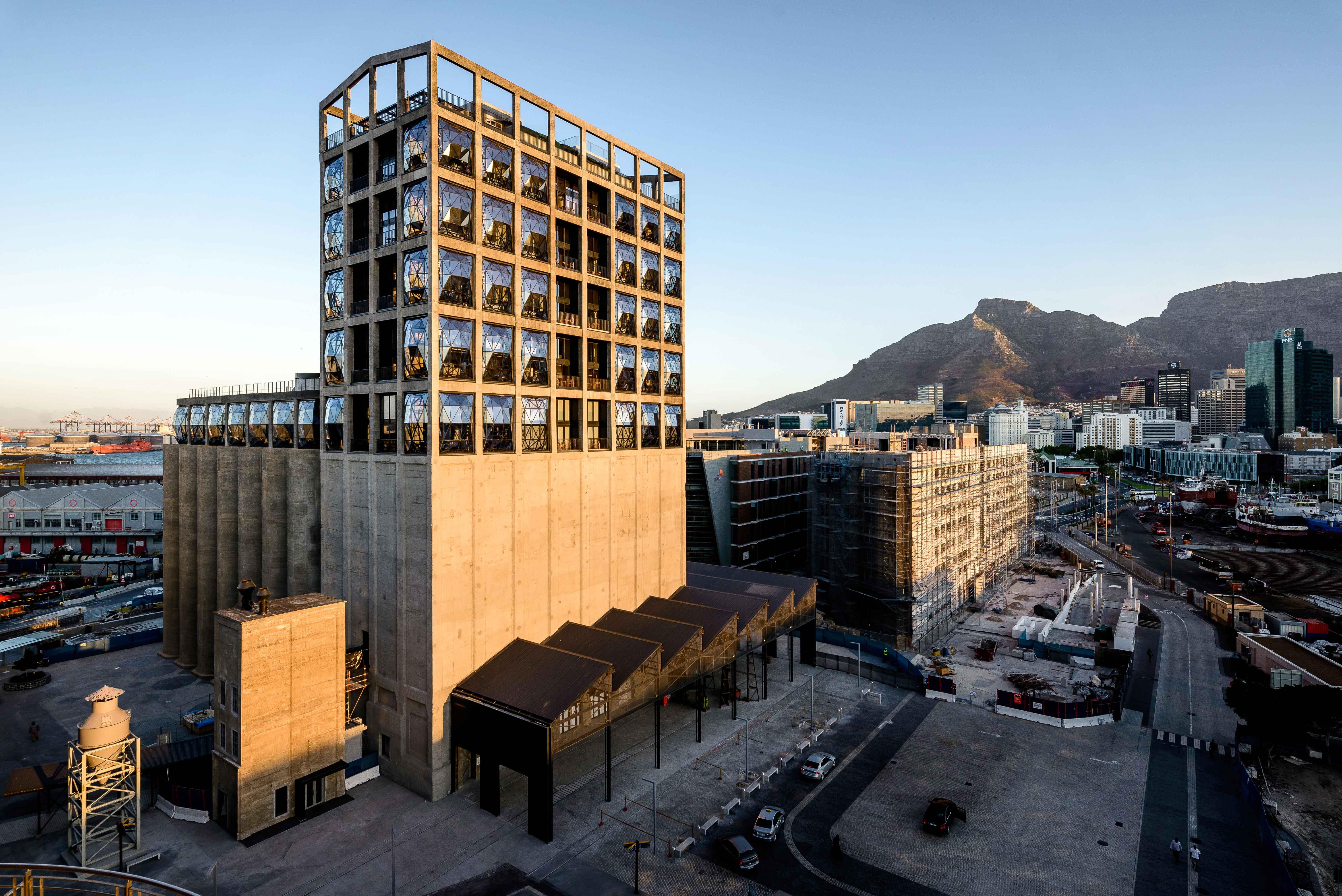 Image: The Silo, Cape Town