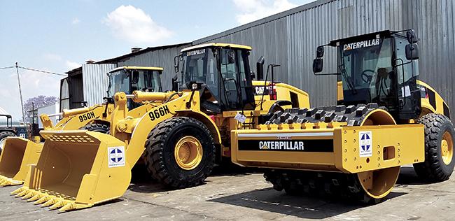 Image: BLC Plant supplies a range of heavy equipment