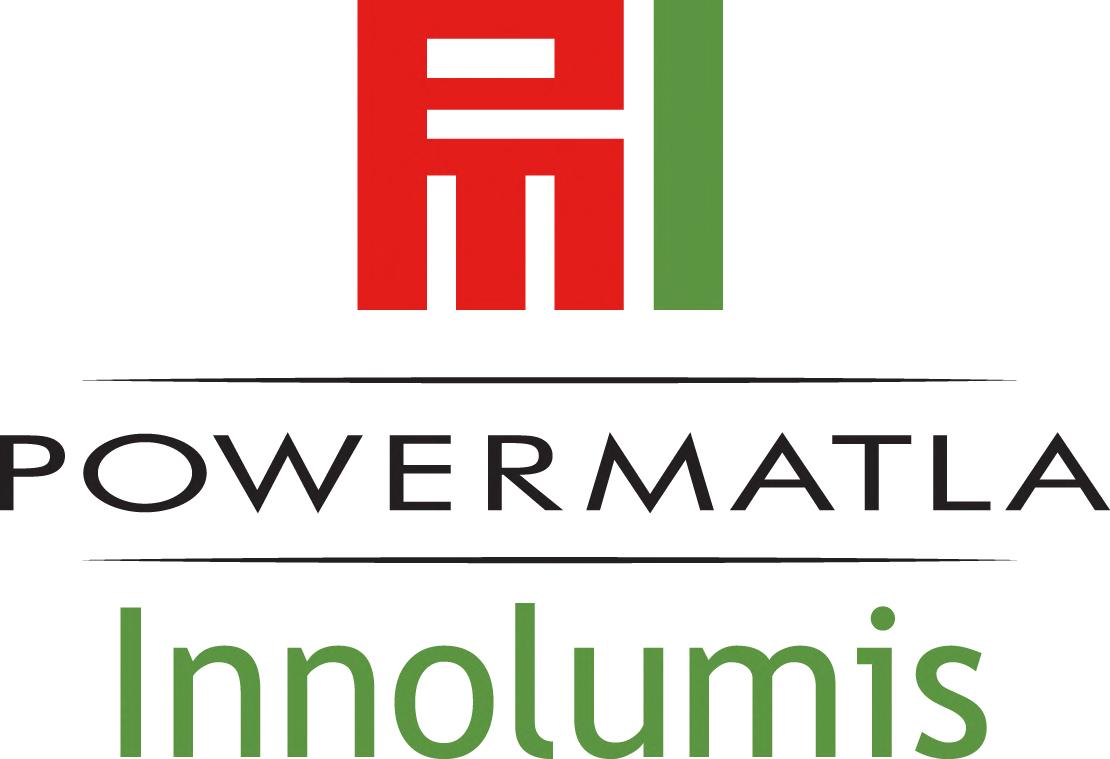Image: Powermatla Innolumis logo.