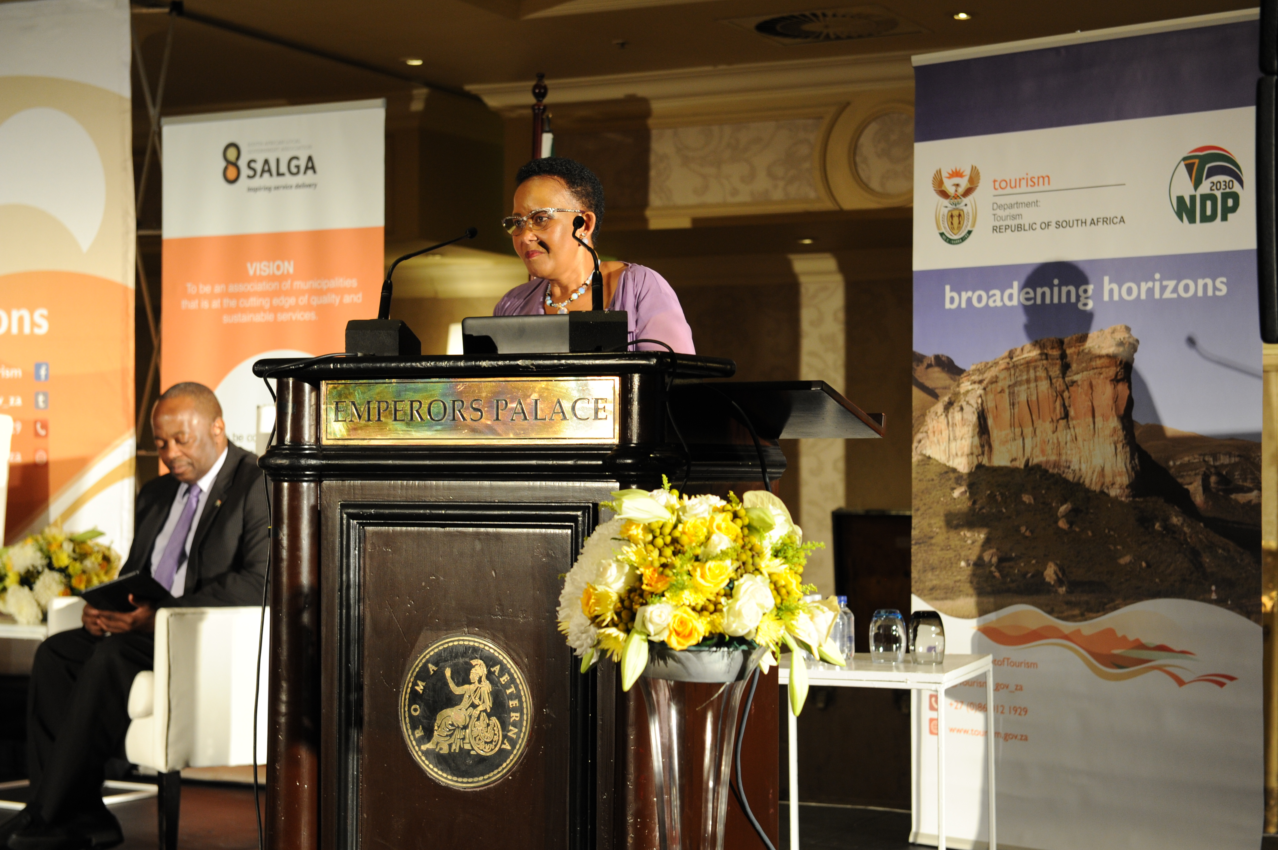 Image: The Local Government Tourism Conference at Emperors Palace