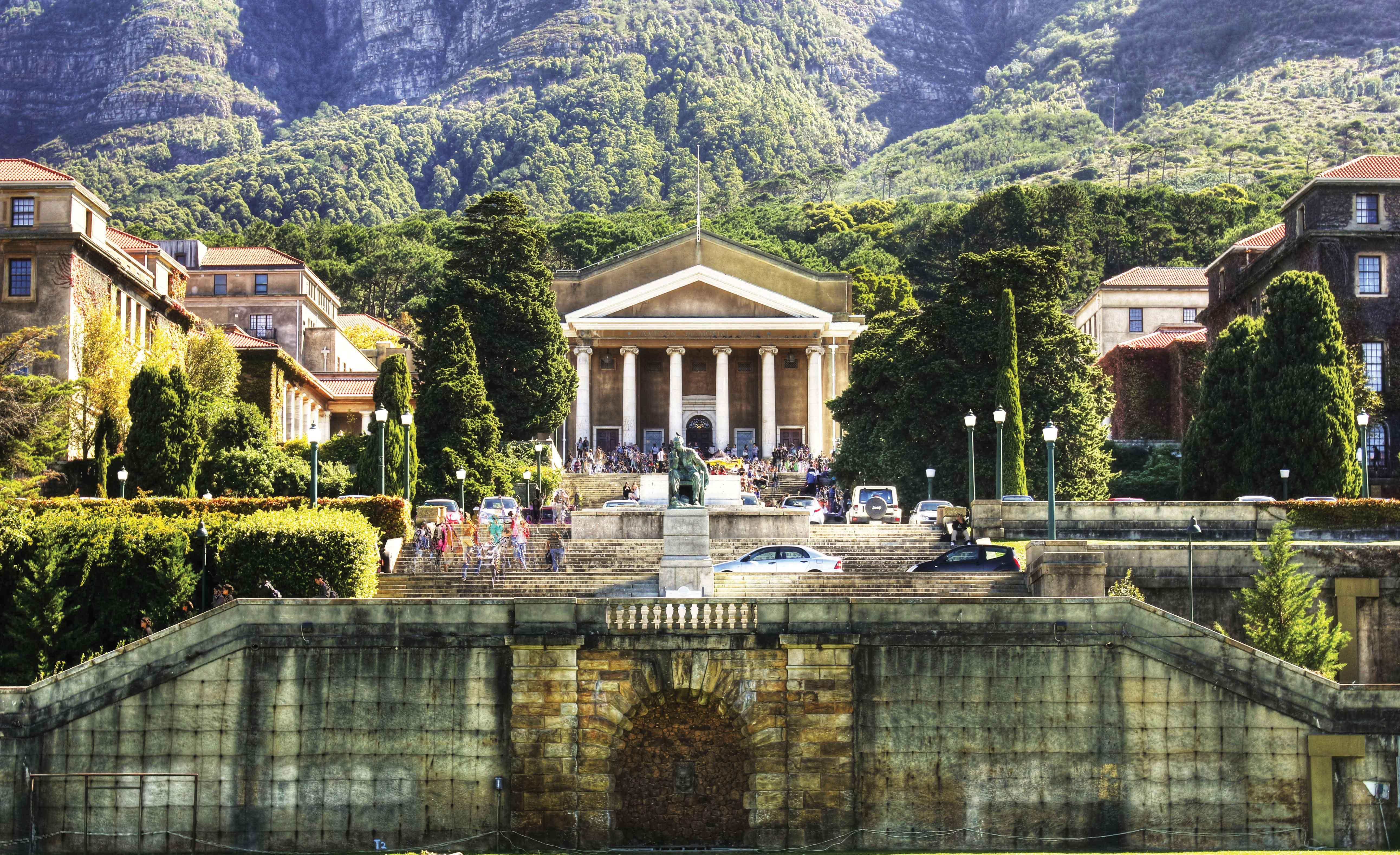 Image: University of Cape Town