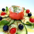 Image: Smoked Trout Roulade