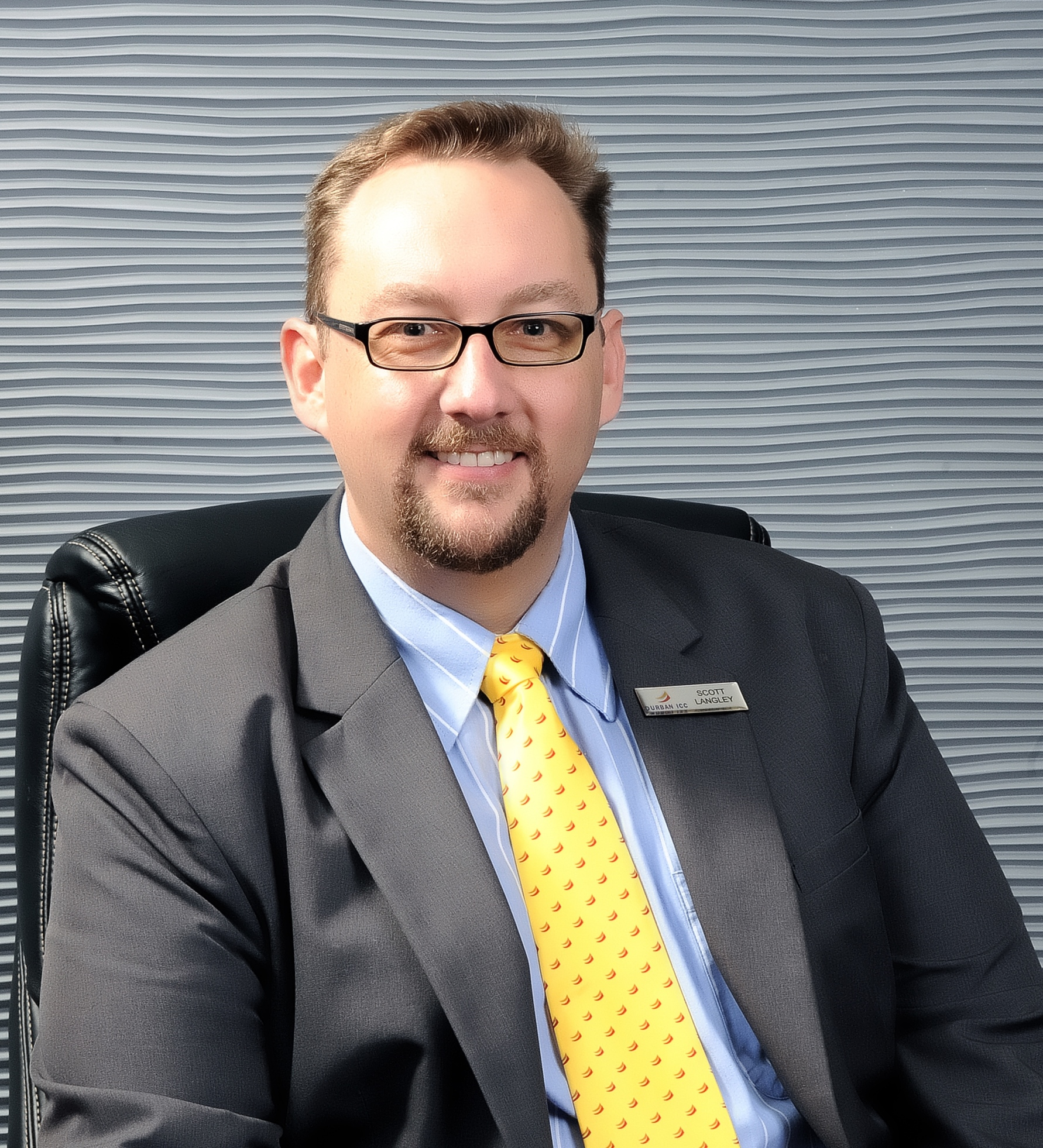 Image: Scott Langley, Durban ICC's newly appointed Marketing and Sales Director