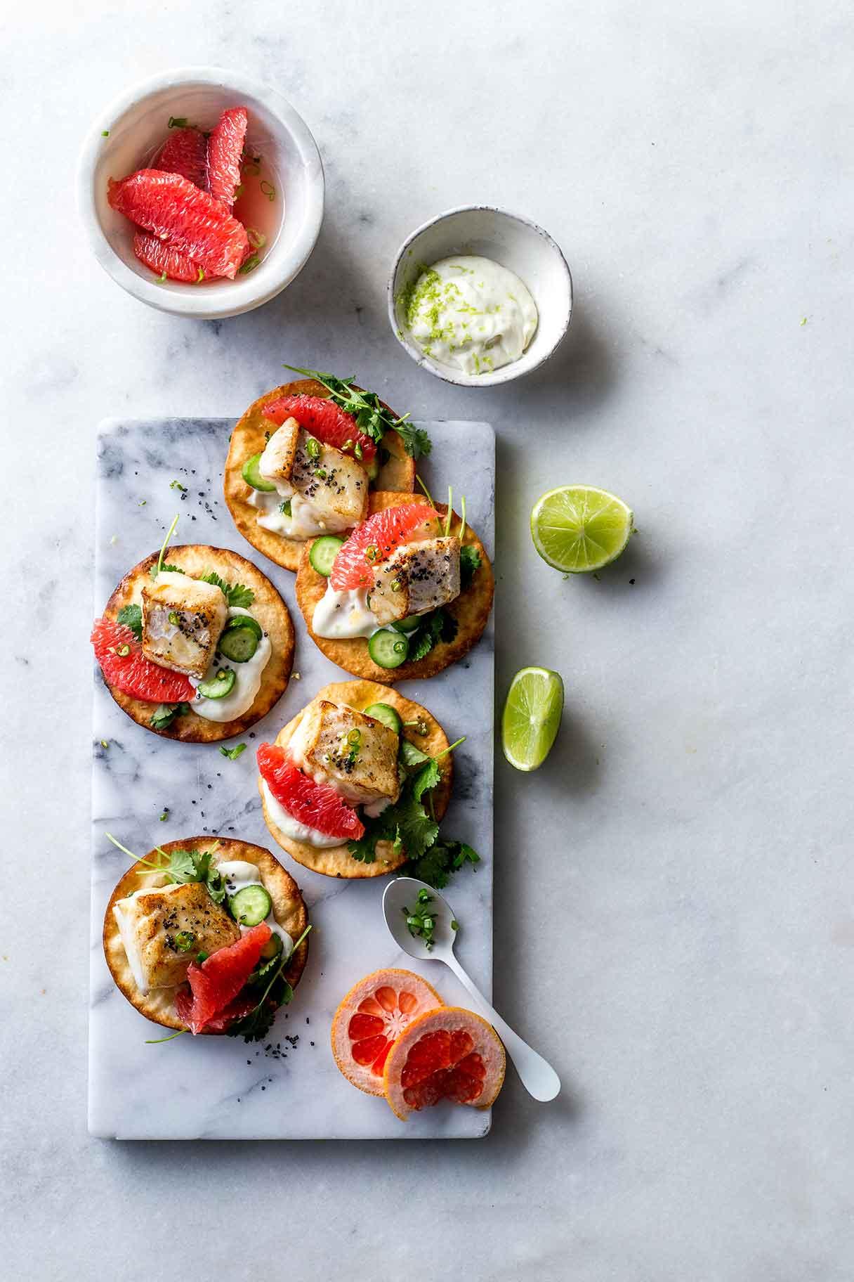 Image: Fish Tacos