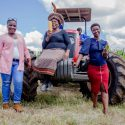 Image: Women in Maize farmers from Ekuphileni Poultry and Agricultural Farming Cooperative Ltd, based in Utrecht in KwaZulu-Natal